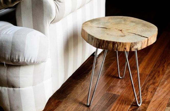 Mesa tronco de arvore mesa de centro de tronco de - Mesa de tronco ...